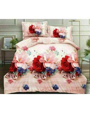 3D Duvet Quilt Cover Bedding Set Pillowcases Single Double king and SuperKing 4pcs