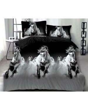 3D Effect Floral Design Duvet Cover Complete Bedding Set and pillowcases