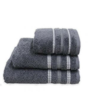 Bouca Grey Luxurious Pure Egyptian Cotton Towels