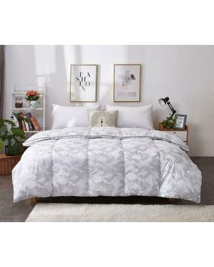 "Hotel Quality Quilted Duvet Box Stitched 15"" Gusset Extra Deep Piping Edges"