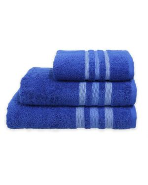Hand/Bath Towels Bath Sheets 500gsm Pure Egyptian Cotton Gambo Royal Blue