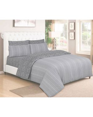 Sopron cotton complete bedding set printed design pure cotton