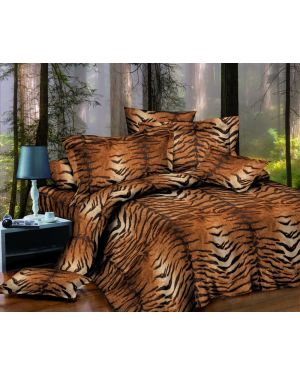 4 piece 3d Effects Printed Complete Bedding Set Duvet Quilt Cover Fitted Sheet
