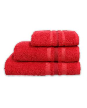 Gambo Burgundy Hand/Bath Towels Bath Sheets 500gsm Pure Egyptian Cotton