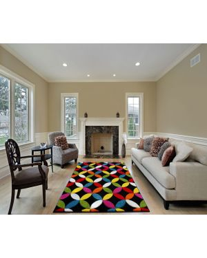 Tofino Rugs Circle Design Small Medium Large