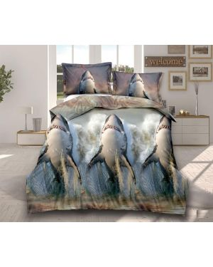 4 Pieces Complete Bedding Set with Pillowcases