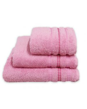 Bouca fucshia pink Luxurious Pure Egyptian Cotton Towels