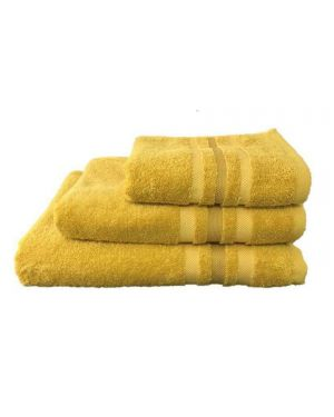 Hand/Bath Towels Bath Sheets 500gsm Pure Egyptian Cotton Gambo Mustered Gold