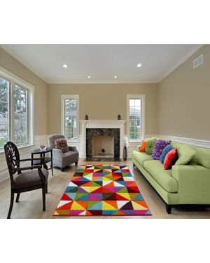 Tofino Geometric Design Rugs