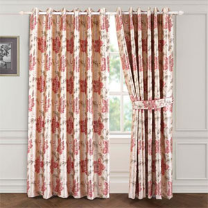 bloom-curtain