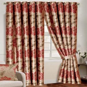 Roza-curtain
